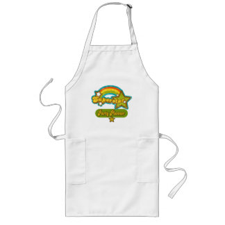 Superstar Party Planner Long Apron