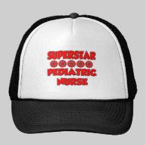Superstar Pediatric Nurse Mesh Hats