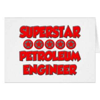 Superstar Petroleum Engineer Cards
