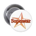Superstar Pinback Button