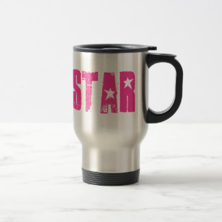 Superstar pink mugs
