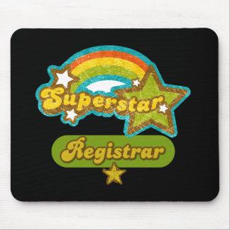 Superstar Registrar Mouse Pad