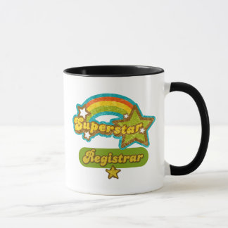 Superstar Registrar Mug