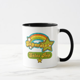 Superstar Sales Rep Mug