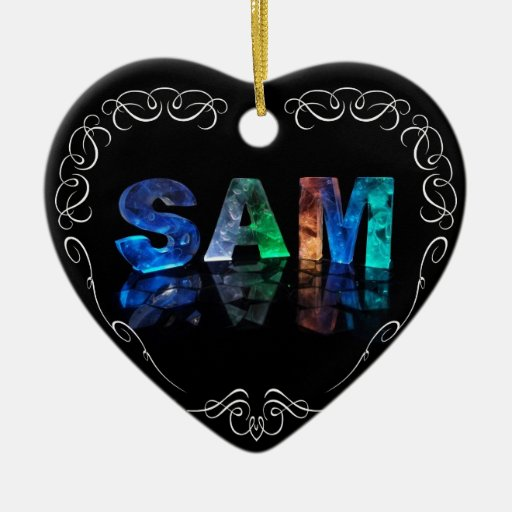 Superstar Sam - Name in Lights (Photograph) Double-Sided ...