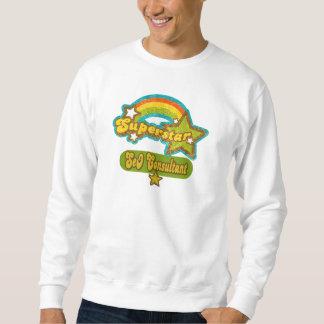 Superstar SEO Consultant Pull Over Sweatshirt
