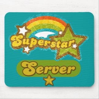 Superstar Server Mouse Pad