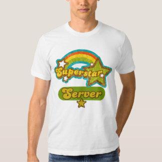Superstar Server Shirt