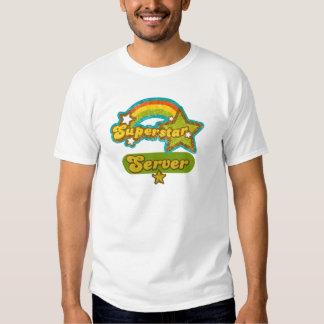 Superstar Server Tee Shirts