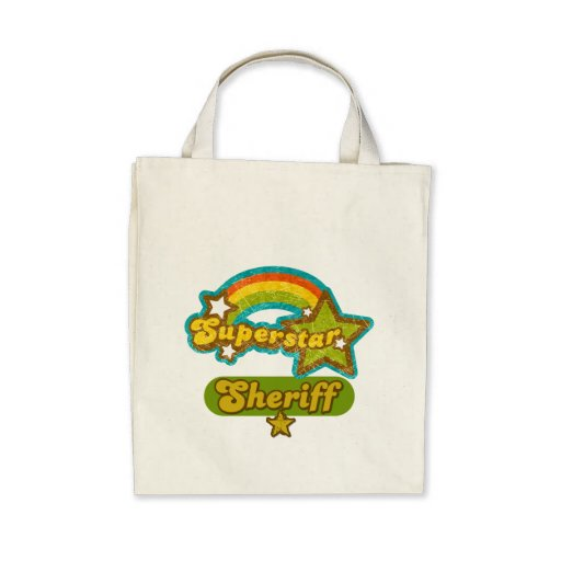 Superstar Sheriff Bags