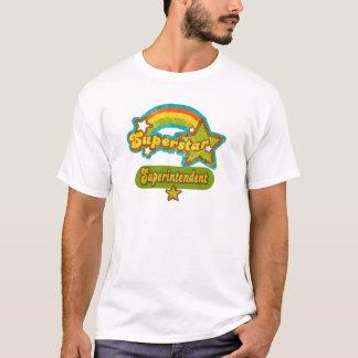 Superstar Superintendent T-Shirt
