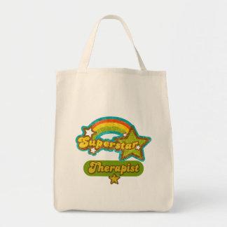 Superstar Therapist Tote Bag