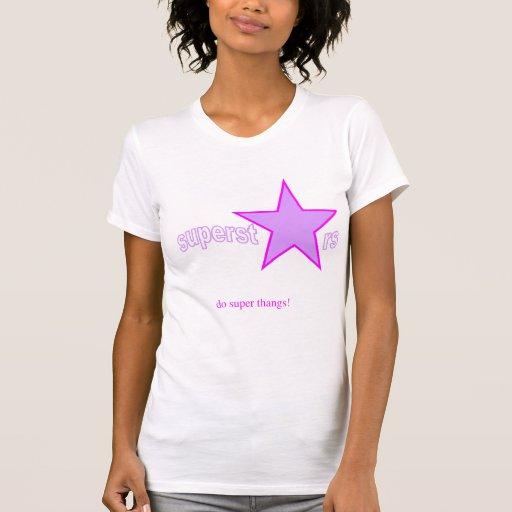 superstar tshirts