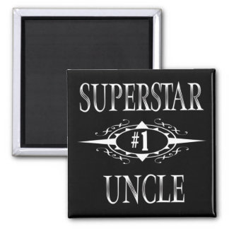Superstar Uncle Magnet