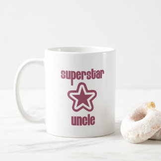 Superstar Uncle Mug