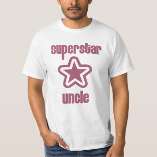 Superstar Uncle T-Shirt