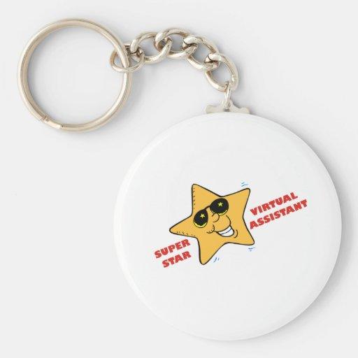 superstar VA Keychains