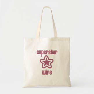 Superstar Wife Tote Bag