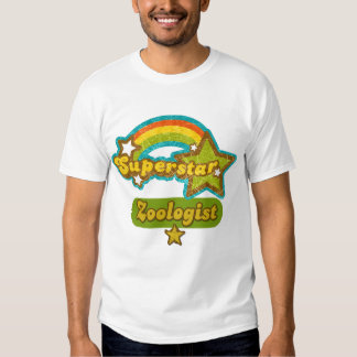 Superstar Zoologist Tshirt