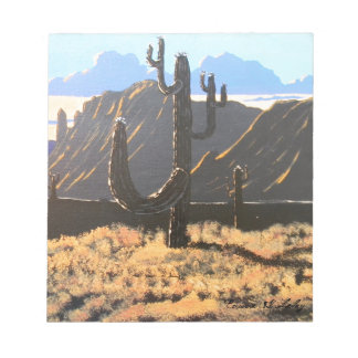Superstition Mountain Dreams Notepad