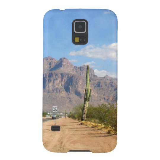Superstition Mountain - Panoramic Galaxy S5 Case