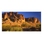 Superstition Mountain Photo Card
