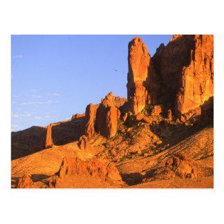 Superstition Mountain Postcard