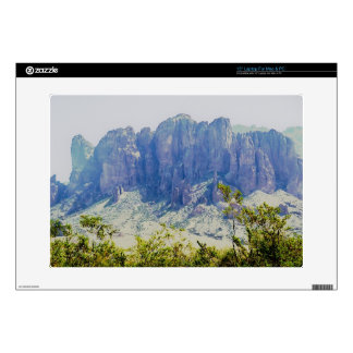 "Superstition Mountains Decals For 15"" Laptops"