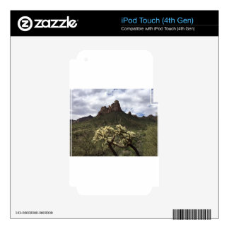 Superstition Mountains iPod Touch 4G Skin