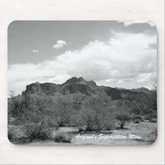 Superstition Mtns. Arizona Mouse Pad