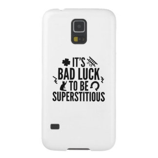 Superstitious Case For Galaxy S5