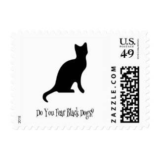 Superstitious? Postage Stamps