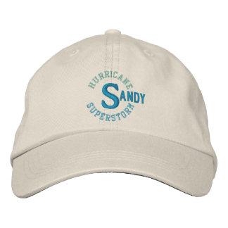 SUPERSTORM SANDY cap