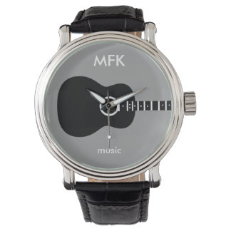 superstylish custom acoustic guitar wristwatches