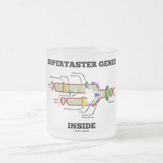 Supertaster Genes Inside (DNA Replication) Coffee Mugs