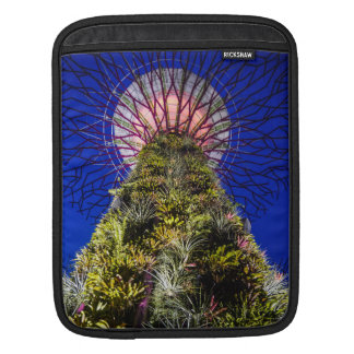 Supertree Grove, Gardens by the Bay, SIngapore Sleeve For iPads