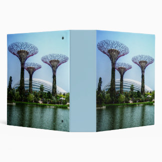 Supertrees greenhouse and dragonfly lake 3 ring binder