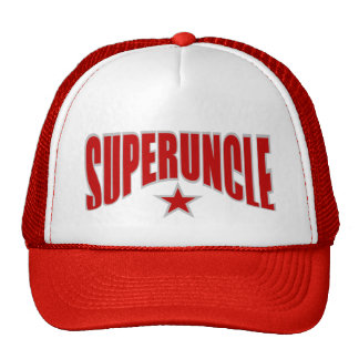 SUPERUNCLE hat - choose color