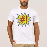 #! Superuser T-Shirt