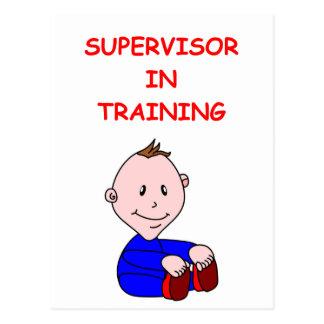 supervisor postal