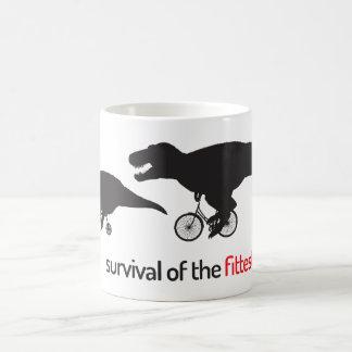 Supervivencia de la taza más apta