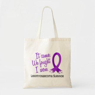 Superviviente 11 Leiomyosarcoma Bolsa De Mano