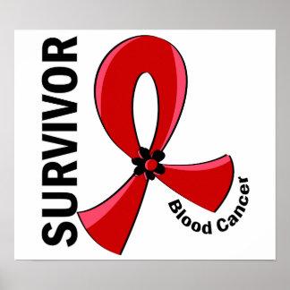 Superviviente 12 del cáncer de sangre póster