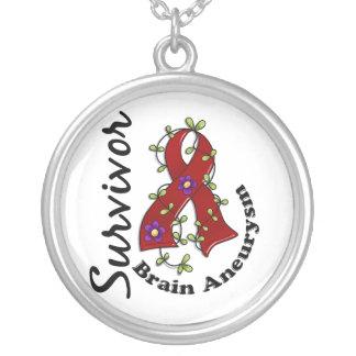Superviviente 15 del Aneurysm del cerebro Colgante Redondo