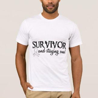 Superviviente 18 del cáncer de hueso playera