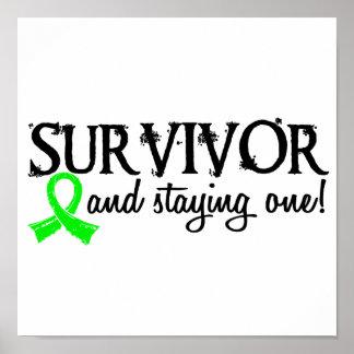Superviviente 18 del linfoma Non-Hodgkin Posters