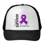 Superviviente 19 del cáncer pancreático gorro