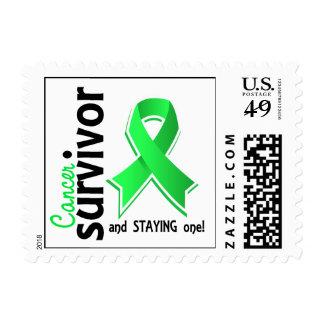 Superviviente 19 del linfoma Non-Hodgkin Envio