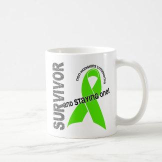 Superviviente 1 del linfoma Non-Hodgkin Tazas De Café