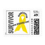 Superviviente 1 del sarcoma